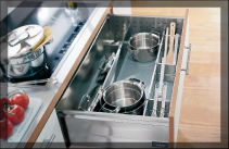 systemy kuchenne
