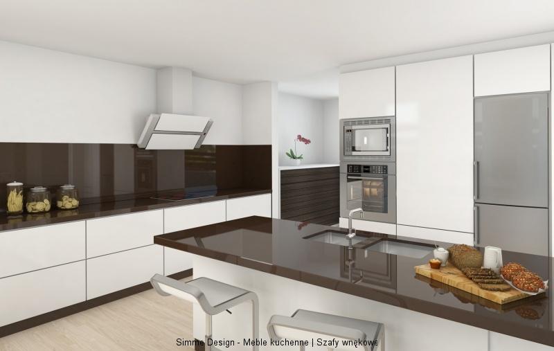 Meble Kuchenne Inspiracje Simme Design